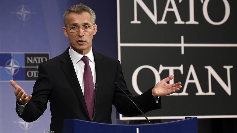 В НАТО одобрен план по созданию временных сил повышенной готовности для защиты от России