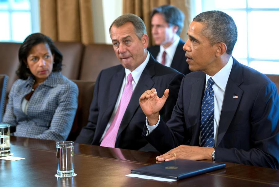 Обама уверен, что Конгресс одобрит проведение военной операции в Сирии