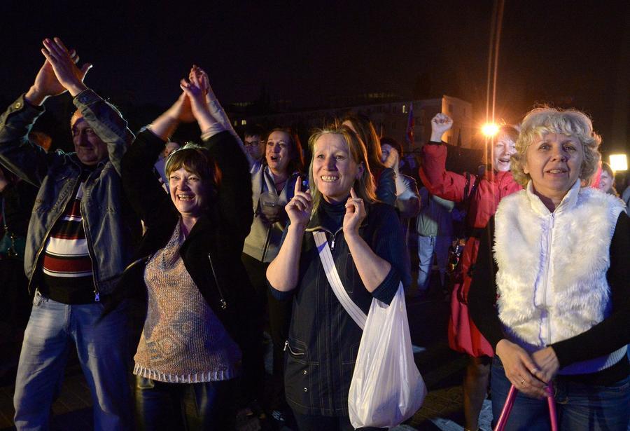 The National Interest: Референдумы смогли снизить уровень легитимности Киева