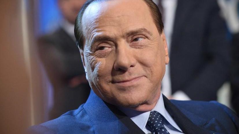 Берлускони: Владимир Путин разыграл меня во время визита в Россию