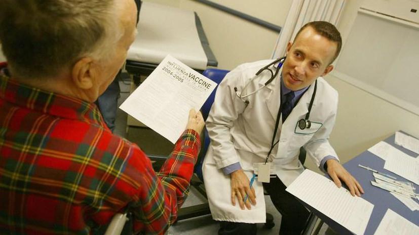 В США 160 тыс. человек ежегодно становятся жертвами врачебных ошибок