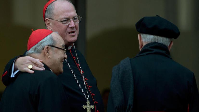 Тайные выборы в Ватикане: кардиналам запрещено использовать Twitter