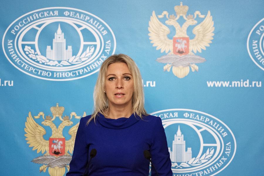 МИД РФ: Военные США прочно обосновались на Украине, что является грубым нарушением «Минска-2»