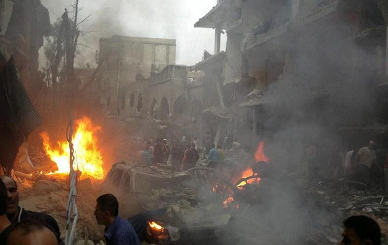 МИД РФ: Сирия превращается в «центр притяжения» международных террористов