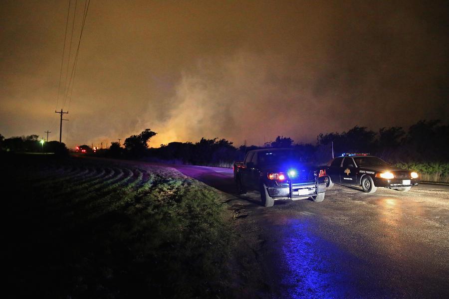 Число жертв в Техасе может существенно увеличиться через 24 часа
