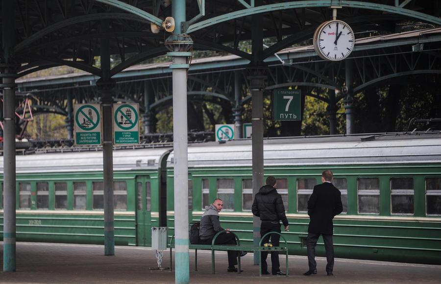 СМИ: В Москве появятся четыре новых  железнодорожных вокзала