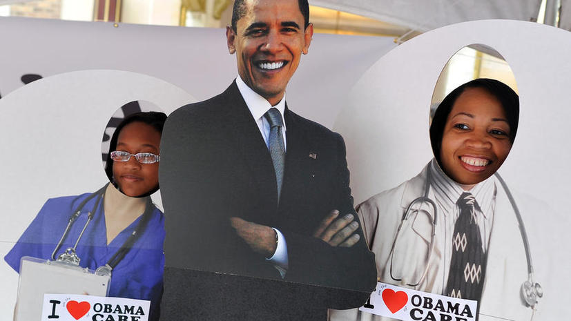 Белый дом открещивается от «компьютерного перевода» сайта Obamacare на испанский
