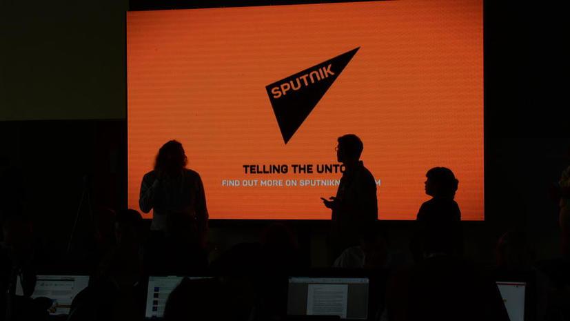 Анкара запретила въезд главному редактору Sputnik Турция