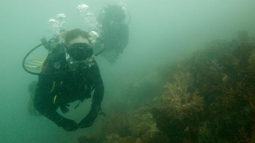 Учёные создали субстанцию, позволяющую дышать под водой