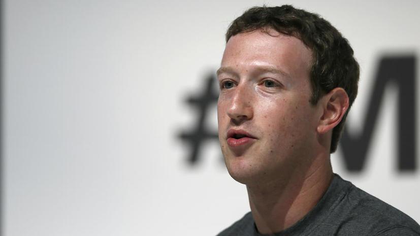 Марк Цукерберг: Мы блокируем сообщения украинских пользователей Facebook за чрезмерную агрессию