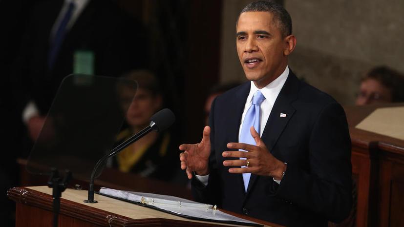 Барак Обама обиделся на критику со стороны Fox News