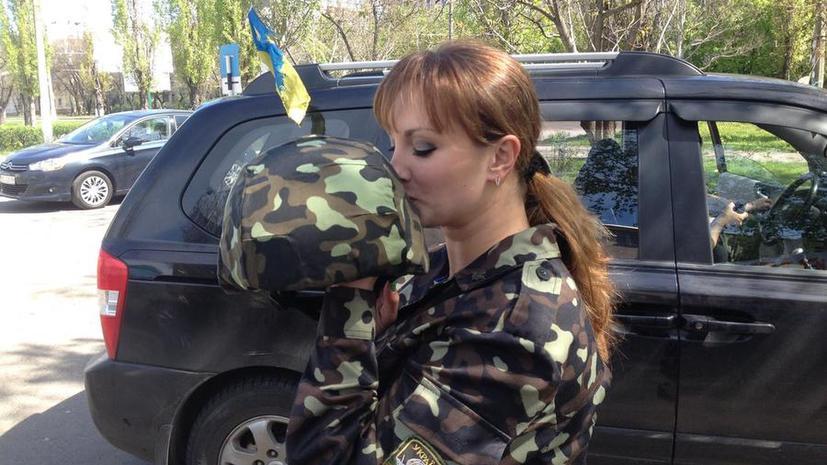 Деньги на каски для украинских военных собирают через благотворительную акцию в Интернете