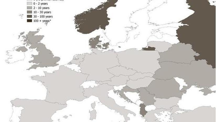Италии, Великобритании и Франции грозит энергетический кризис