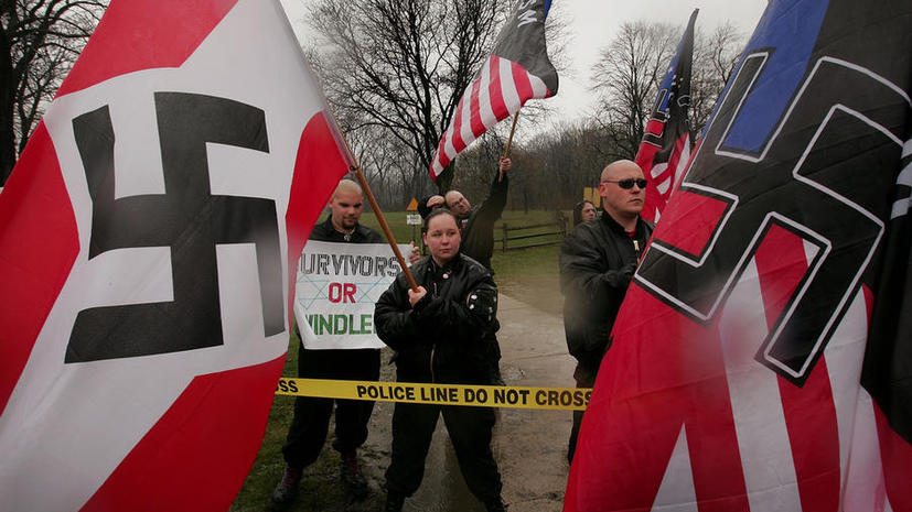 Неонацист планирует построить город «только для белых» в Северной Дакоте