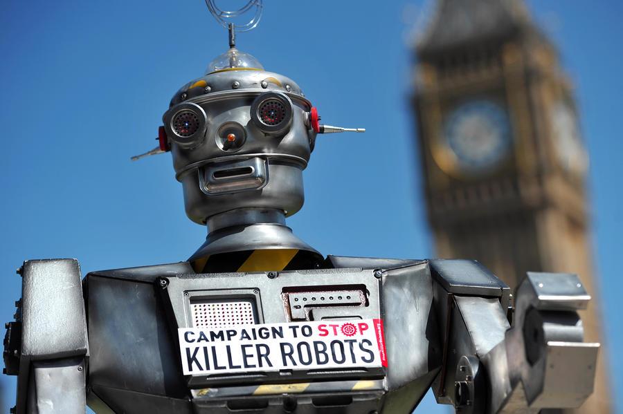 Война машин: ООН против применения боевых роботов-убийц