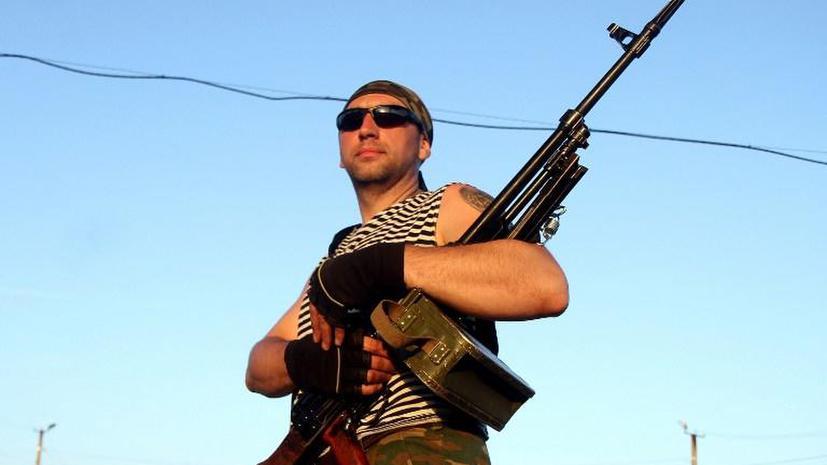 Ополчение ЛНР: В результате операции украинских военных погибли около 100 мирных жителей