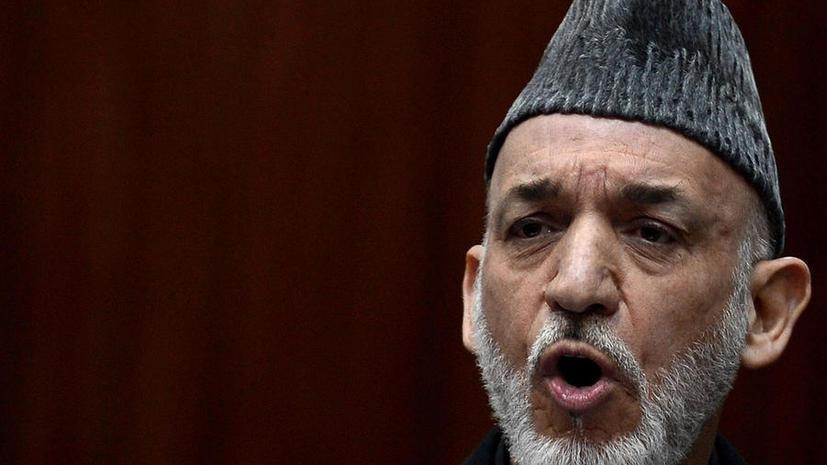 Хамид Карзай помогает «Талибану» открывать посольства