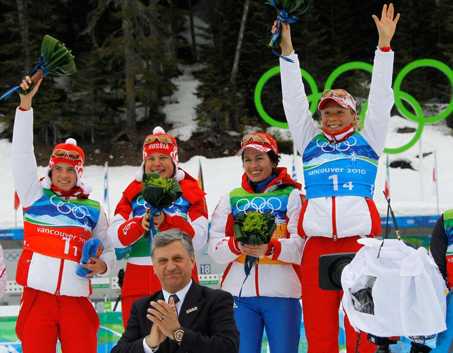 Правительство утвердило размер денежных вознаграждений россиянам-призёрам Олимпиады в Сочи