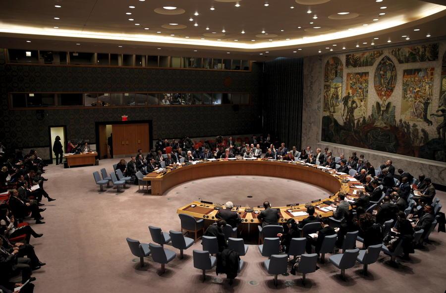 Россия и США внесли на рассмотрение Совбеза ООН проект резолюции по Сирии
