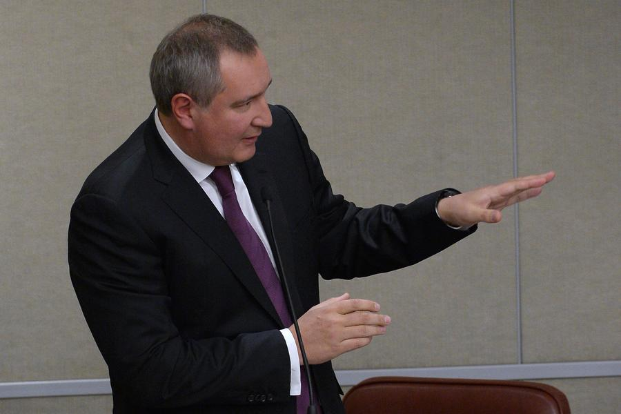 Дмитрий Рогозин посоветовал госсекретарю США провести переговоры с Веркой Сердючкой