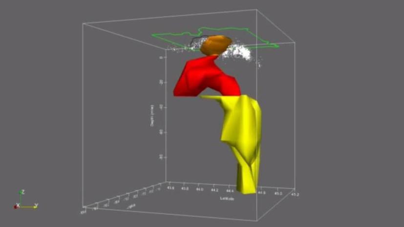Учёные обнаружили под супервулканом в Йеллоустоне новый гигантский резервуар магмы