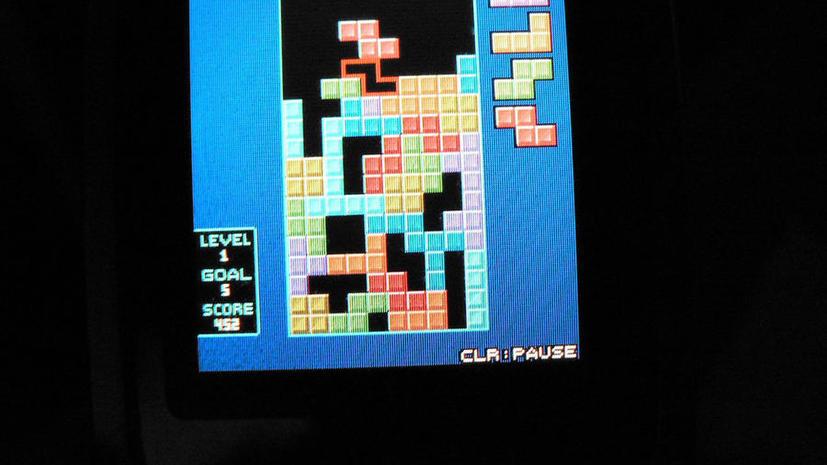 Ученые: игра «Тетрис» поможет предотвратить косоглазие