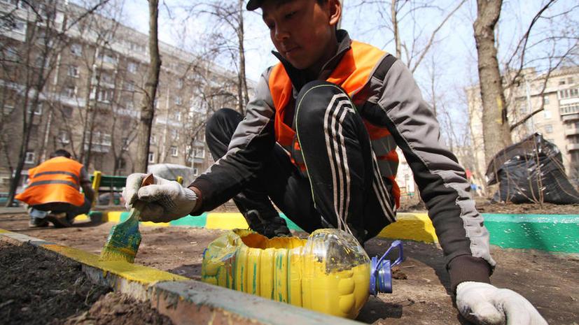 Нелегальных мигрантов могут отправить на принудительные работы