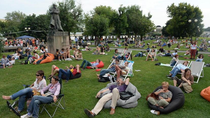 На центральных улицах Москвы зазвучит классическая музыка