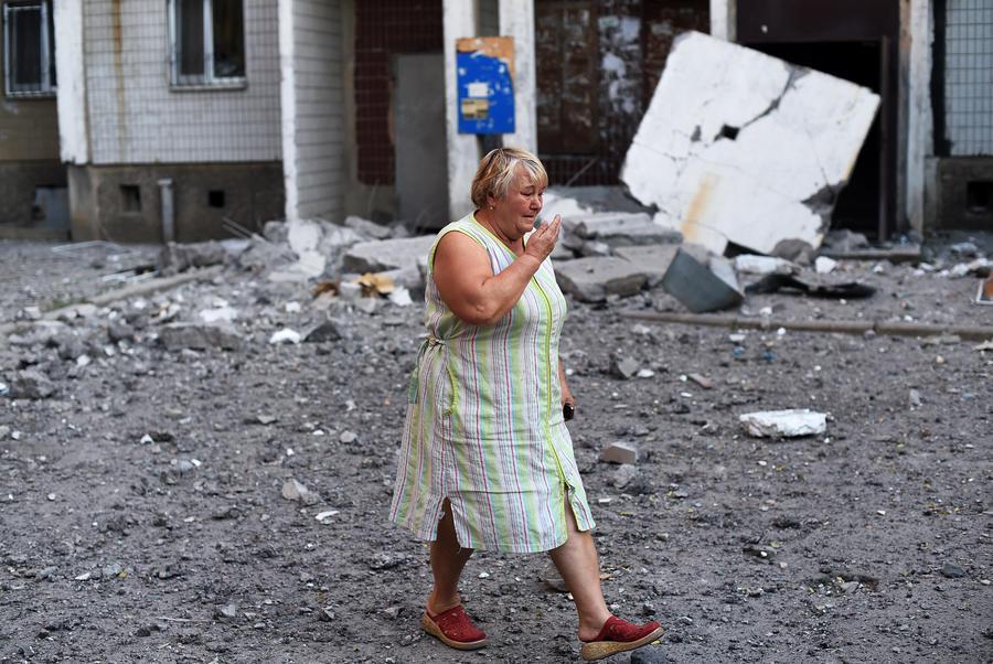 Amnesty International: На Украине происходили военные преступления
