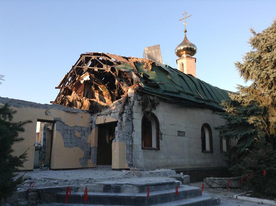 С Бандерой против Бога: украинские националисты захватывают православные храмы и пытают священников