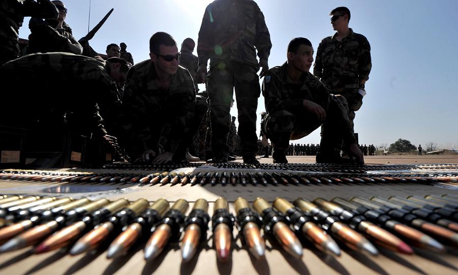 Бороться с малийскими исламистами будут солдаты Бельгии и Чада