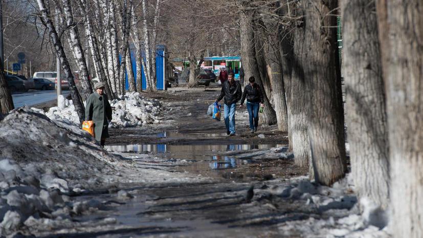 Мэры подмосковных городов могут потерять работу за грязь на улицах