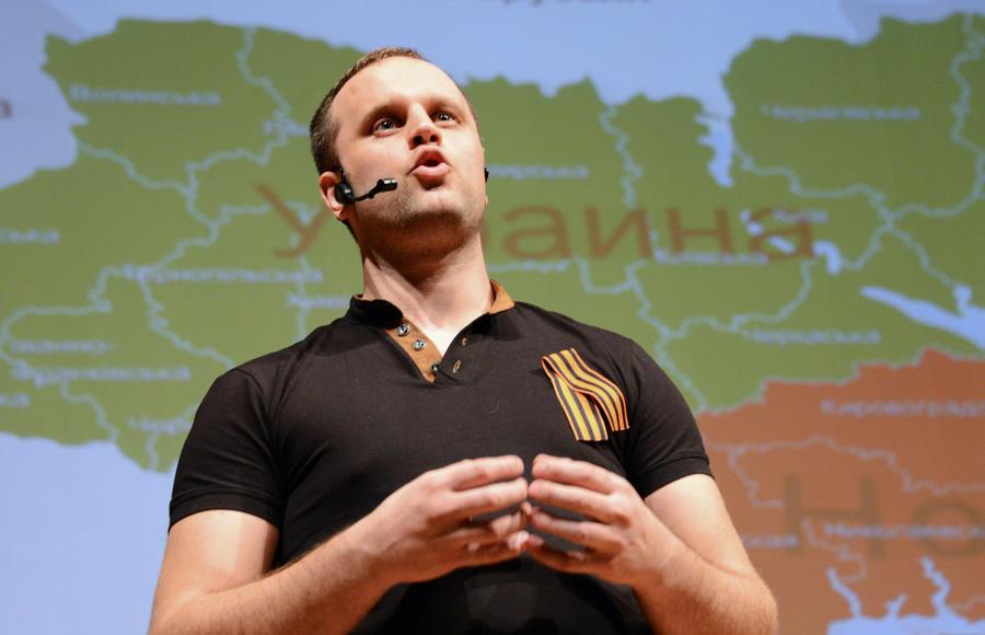 Павел Губарев: Донецкая и Луганская республики объединились в Новороссию