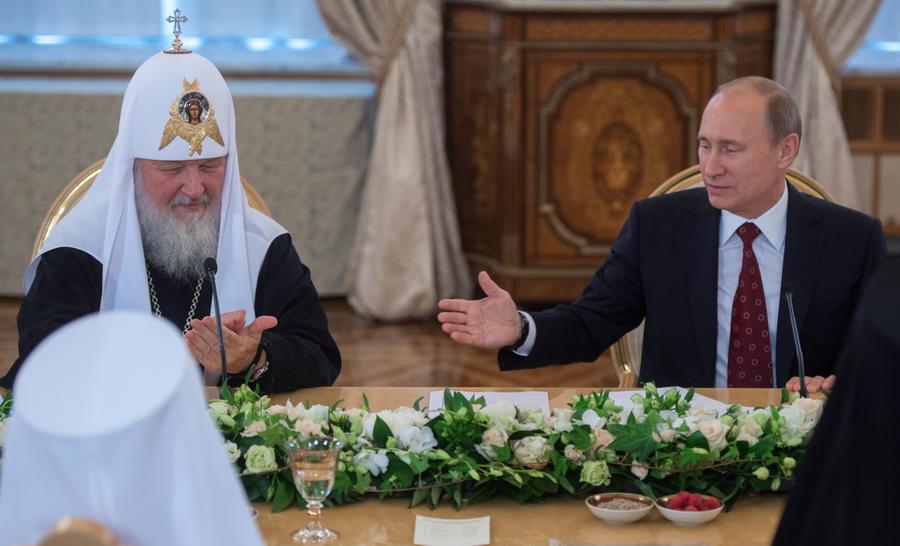 Владимир Путин: Россия продолжит способствовать налаживанию мира между конфессиями