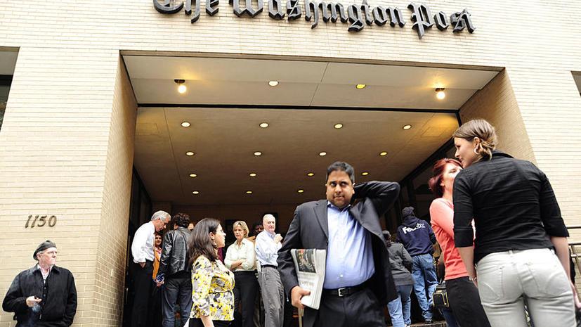 Основатель Amazon Джефф Безос покупает Washington Post