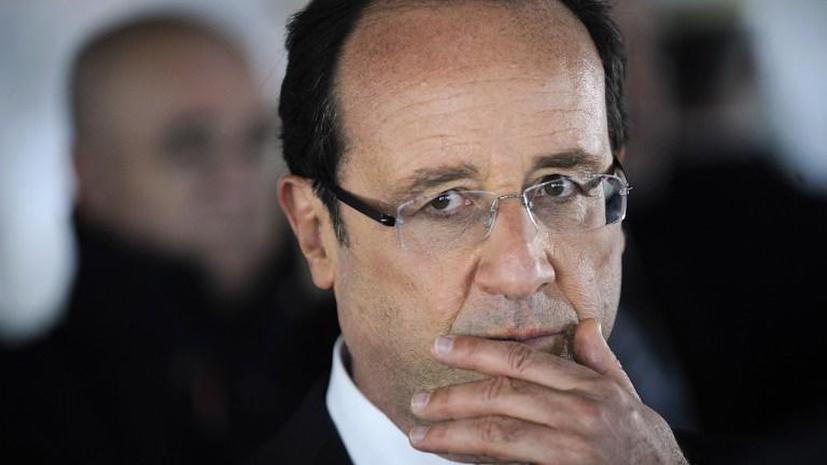 Олланд приглашен свидетелем в суд по делу о мошенничестве