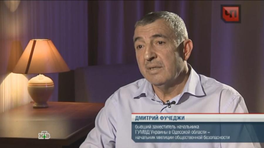 Бывший начальник одесской милиции считает, что за трагедией в Одессе стоят киевские власти