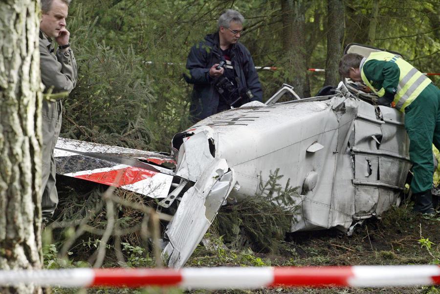 В США разбился самолёт, перевозивший тяжелобольных пациентов: двое погибших