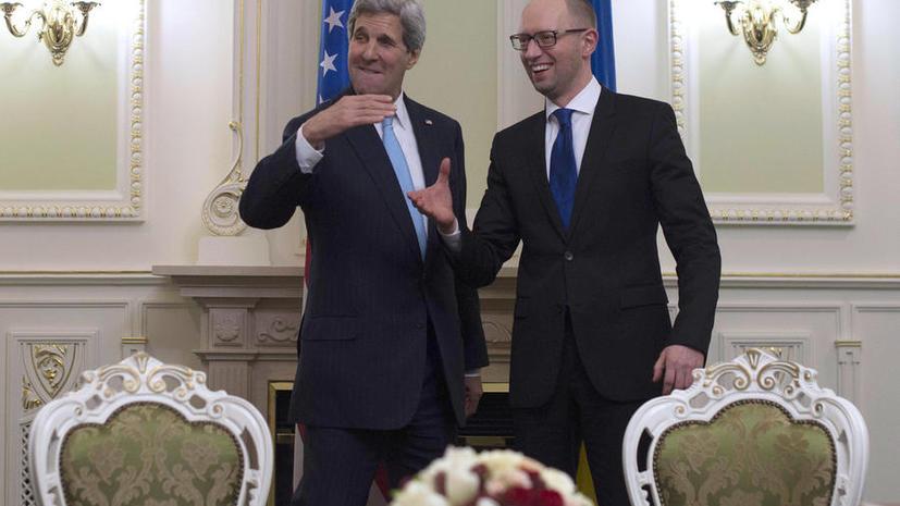 Forbes: Яценюк убеждает американцев покупать ненужные им украинские предприятия
