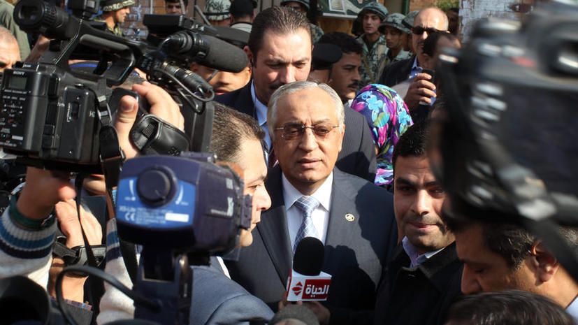 Суд Каира постановил арестовать действующего главу МВД Египта