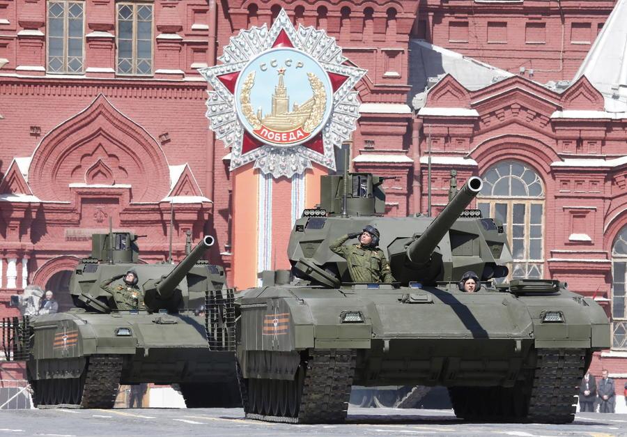 Американские СМИ назвали самые перспективные российские вооружения