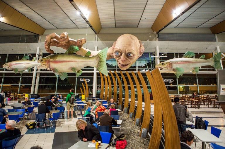 Герои Толкиена расскажут пассажирам новозеландской авиакомпании о мерах безопасности