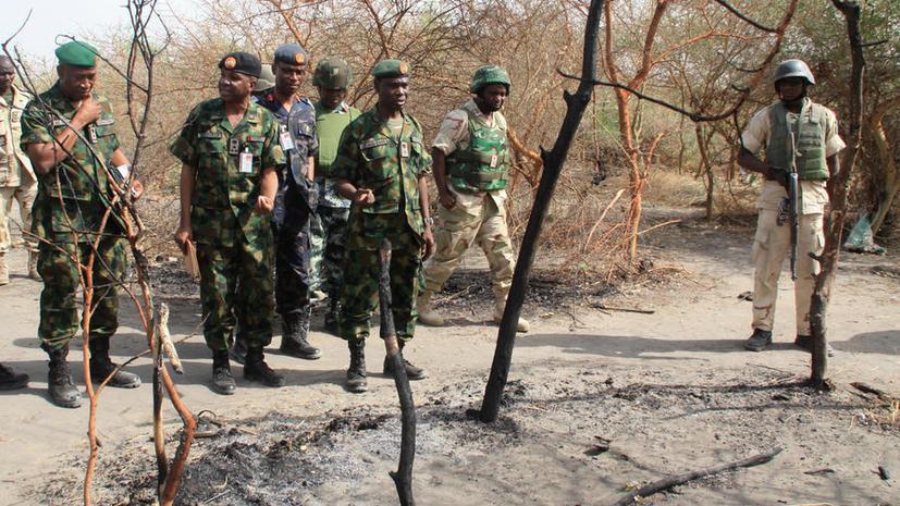 В Нигерии боевики расстреляли отряд молодёжных дружинников