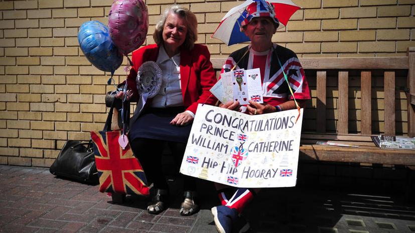 Будущего монарха Великобритании ждёт множество странных подарков
