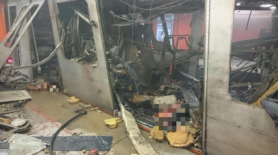 Террористическая атака на Брюссель — хронология событий