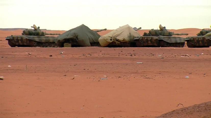 Боевики «Аль-Каиды» отбили у алжирской армии часть завода в Ин Амена
