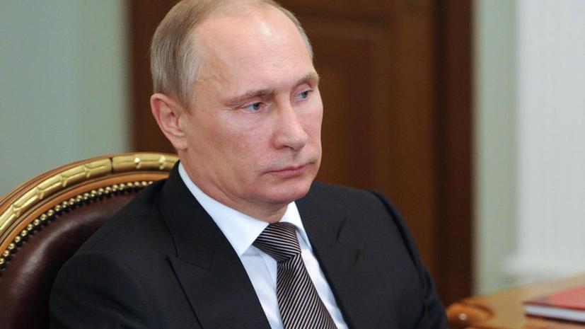 Владимир Путин: Появился реальный шанс найти решение иранской ядерной проблемы