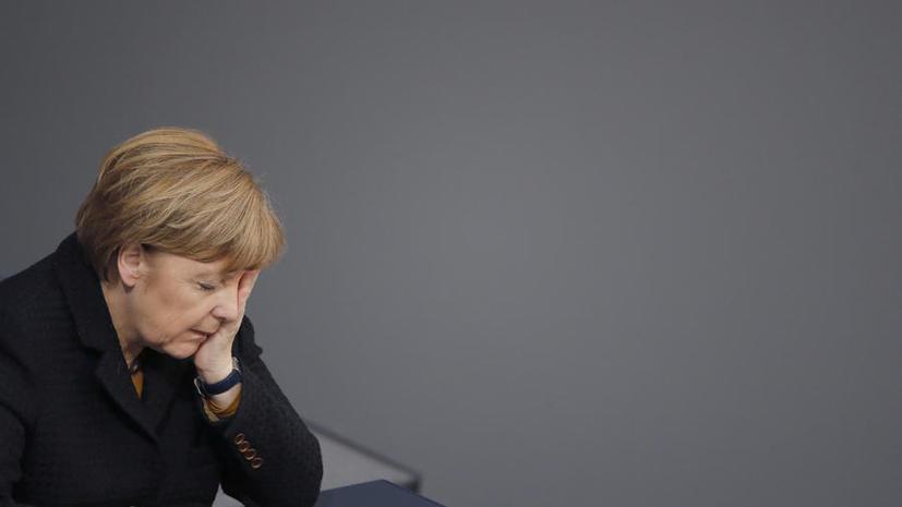 СМИ: Из-за беженцев против Ангелы Меркель подали иск в Конституционный суд Германии