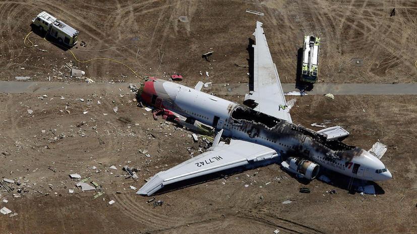 Пилоты разбившегося Boeing заявили, что в крушении самолёта виновата автоматика