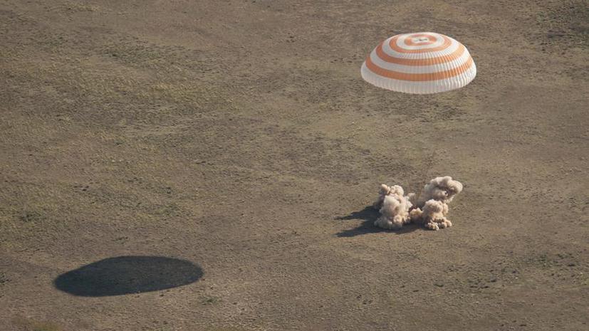 Мини-зоопарк «Бион-М» с потерями вернулся с околоземной орбиты